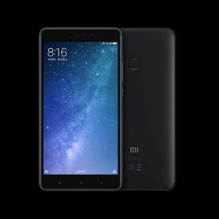 Xiaomi Mi Max 2 4/64GB [Black] cicilan mudah