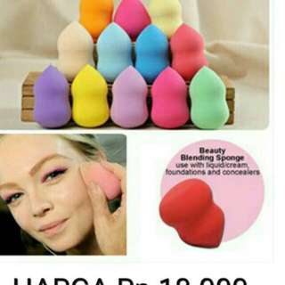 BEAUTY BLENDER ROUNDED