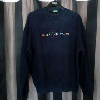 ***REPRICED** United Colors Of Benetton Sweat Shirt