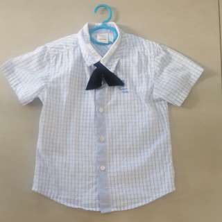 Boys Formal / Dinner Shirt 4T
