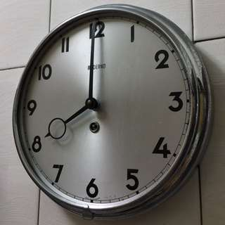 🚚 CHIAO MODERNO早期古董機械時鐘