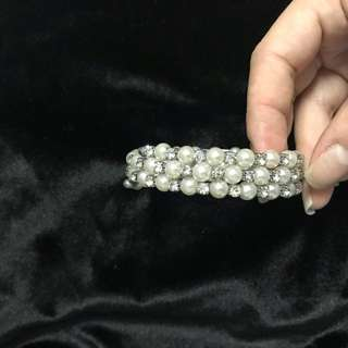 Pearl Bracelet/ Party