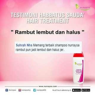 Shampoo Nurraysa