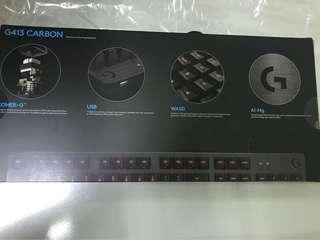全新CARBON G413