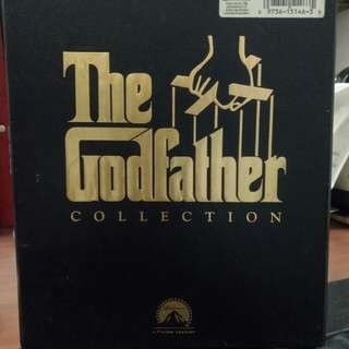 The godfather collection( VCR )