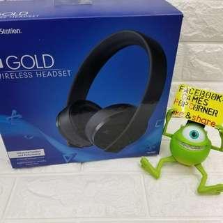 PS4 配件 - 無線耳機組 型號: CUHYA-0080