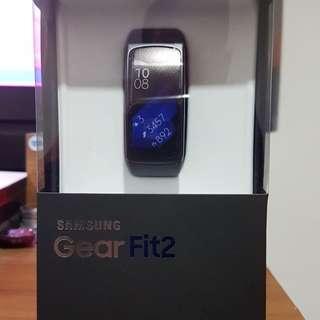 Samsung Gear fit 2 Baru