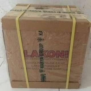 Mesin Motor Penggerak Bensin Gasoline Engine Lakoni Forza 5.5