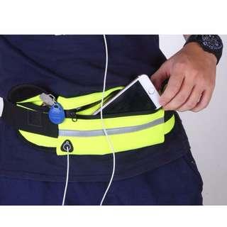 Running Waist Bag Fitness Packs Mobile Phone Holder Jogging Belt Bag