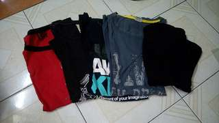 5PCS RANDOM CLOTHES