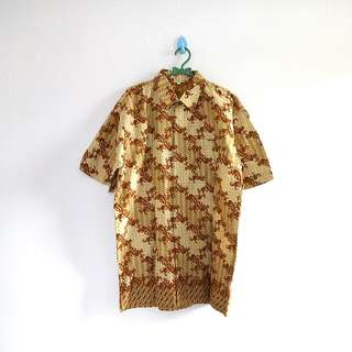 Take All Batik Cowok Size L