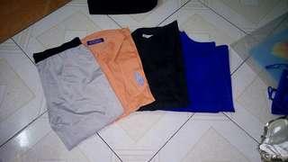 4PCS RANDOM CLOTHES