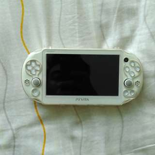 D08 Game Psp Vita Slim Sony 1gb Pch 2006 Limited Edition