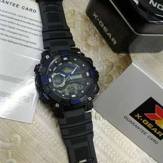 X-GEAR ORIGINAL WATCH