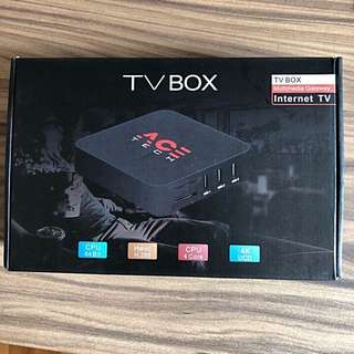 ACE Tech TV Box 4K