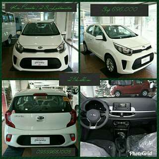 Kia Picanto manual and automatic low dp for the month