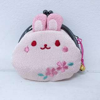 [Deal] The Chiri-men-craft coin pouch (rabbit) *Free normal mail