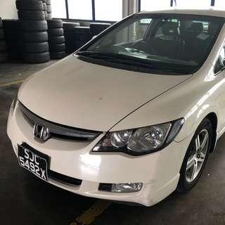 Honda Civic Fd 2.0M