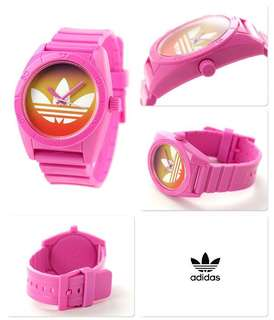 Adidas Santiago Pink Watch