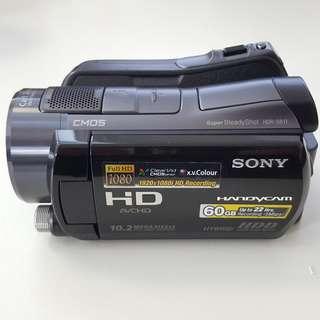 Sony Handycam HDR-SR11E Video Recorder
