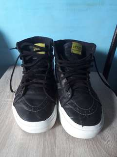VANS SK8 High Original California Leather