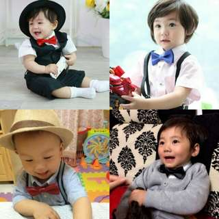 Fashion Cute Baby Kid Bow