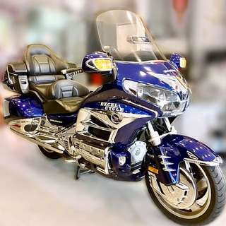 Honda Goldwing GL 1800