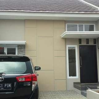 Rumah murah siap huni akses jalan ratna dekat toll jatibening bekasi