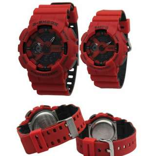 G Shock couple c/w box