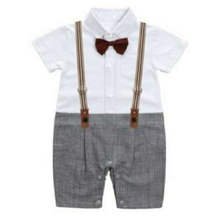 OOTD Baptismal 6-24 months free shipping