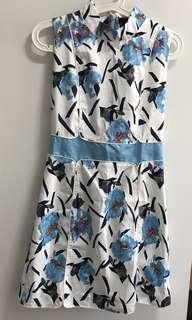 New! Cheongsam CNY dress