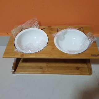 Pre-order Pet bowl set