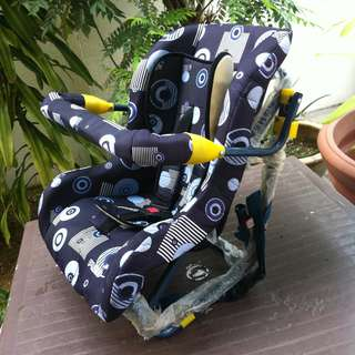 Miami child Car seat, used only a few times and in good condition.