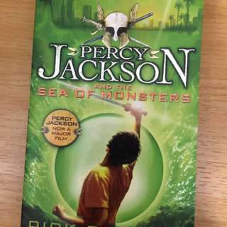 Percy Jackson and the Sea of Monster