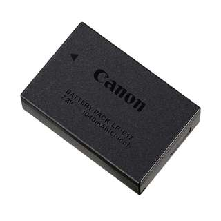 Canon LP-E17 Battery for EOS 750D, 760D, 800D, 77D, M3, M5, M6 Orginal and Genuine Canon Battery (NEW)