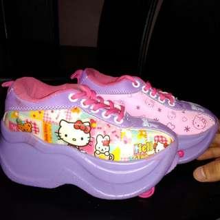 Sepatu roda untuk anak perempuan dan laki2