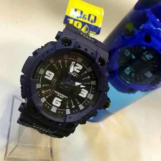 qq waterproof watch