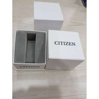 Ready Stock Original CITIZEN Watch Jewelry Case Storage Boxes Gift Box