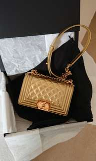 Chanel Le Boy Small Size
