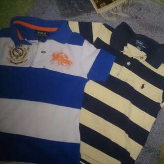 Polo Ralph Lauren authentic 3/4y