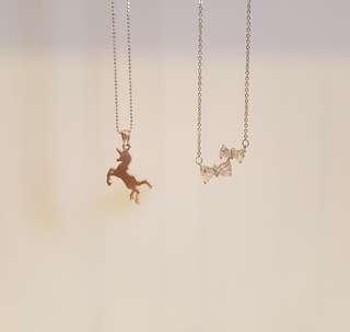 [ SALE ! ] Helen And Lovisa Necklaces