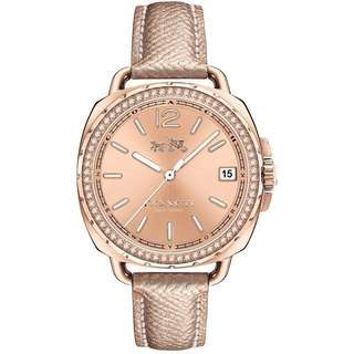 Coach New York Women's Tatum Rose Gold