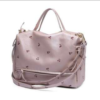 (PO)  Women Cherry🍒 Handbag