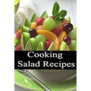 E−Cookbooks Salad Recipe eBook (Sampler of 25 Recipes)