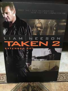 DVD 1-for-1 - Taken 2 (Extended Cut)