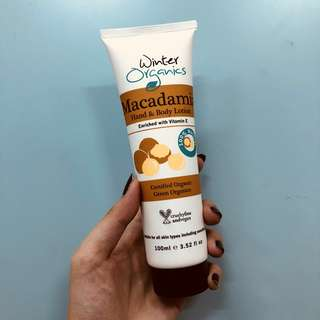 Macadamia Hand & Body Lotion