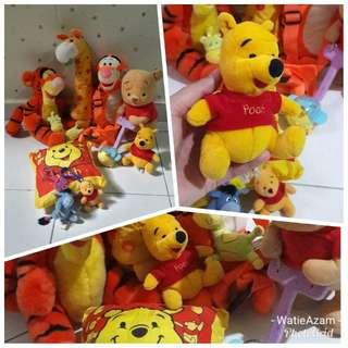 Soft Toys | Set Pooh