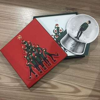 [PRELOVED] EXO - Miracles in December ALBUM with D.O photocard