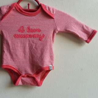 Cotton On Baby Romper (NB)