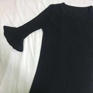 NSA Bodycon Maxi Dress